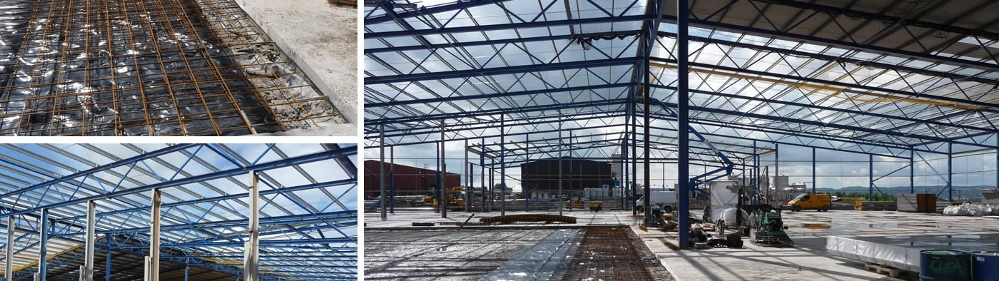 structural steel design scotland